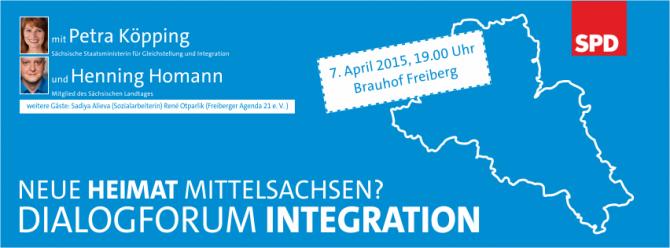 Dialogforum Integration @ Brauhof Freiberg | Freiberg | Sachsen | Deutschland