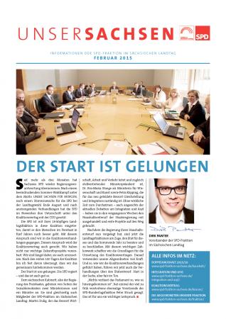 2015-02 Zeitung