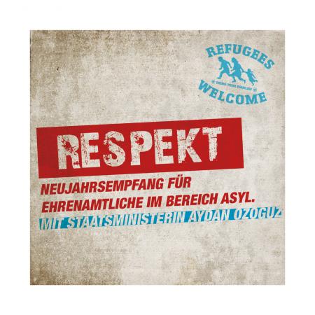 RESPEKT. Neujahrsempfang für Ehrenamtliche im Bereich Asyl @ Neues Rathaus Leipzig | Leipzig | Sachsen | Deutschland