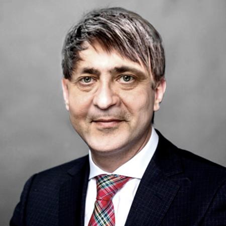Landtagsabgeordneter Hans-Joachim Zaborosch,