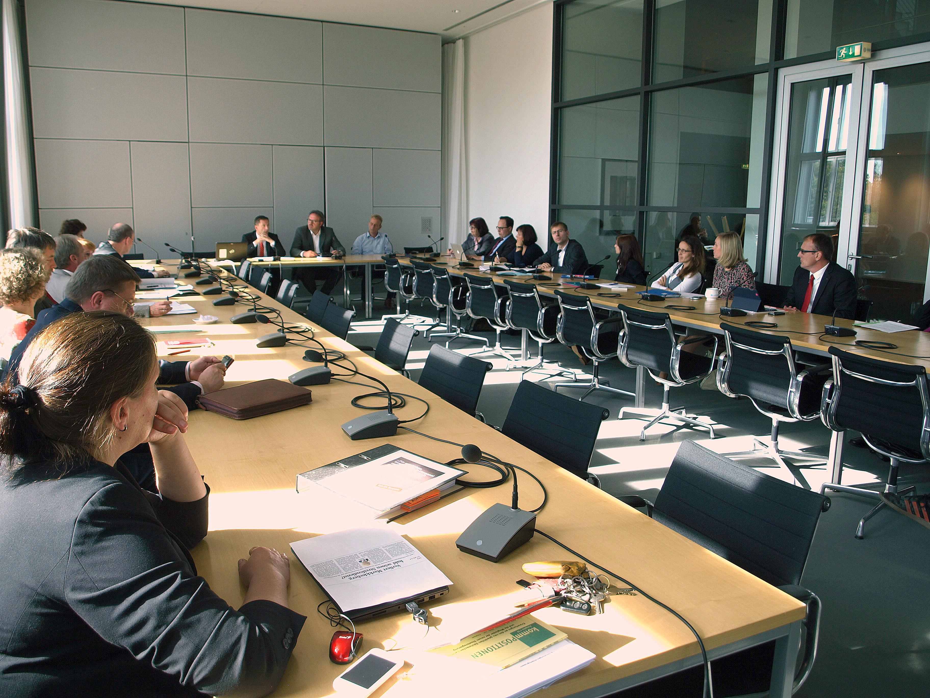 SPD-Landtagsfraktion zum Tag der offenen Tür