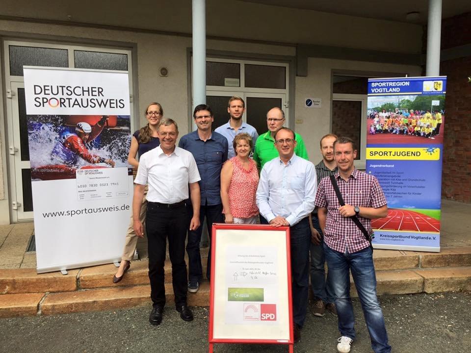 Arbeitskreis Sport: Ehrenamt im Sport stärken