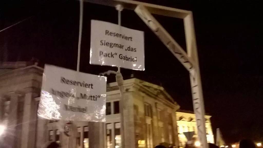 Homann: Grenze der Meinungsfreiheit ist überschritten