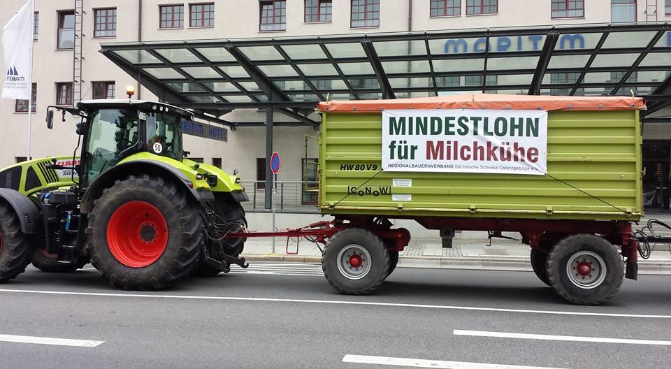 CDU und SPD machen sich für Landwirte stark