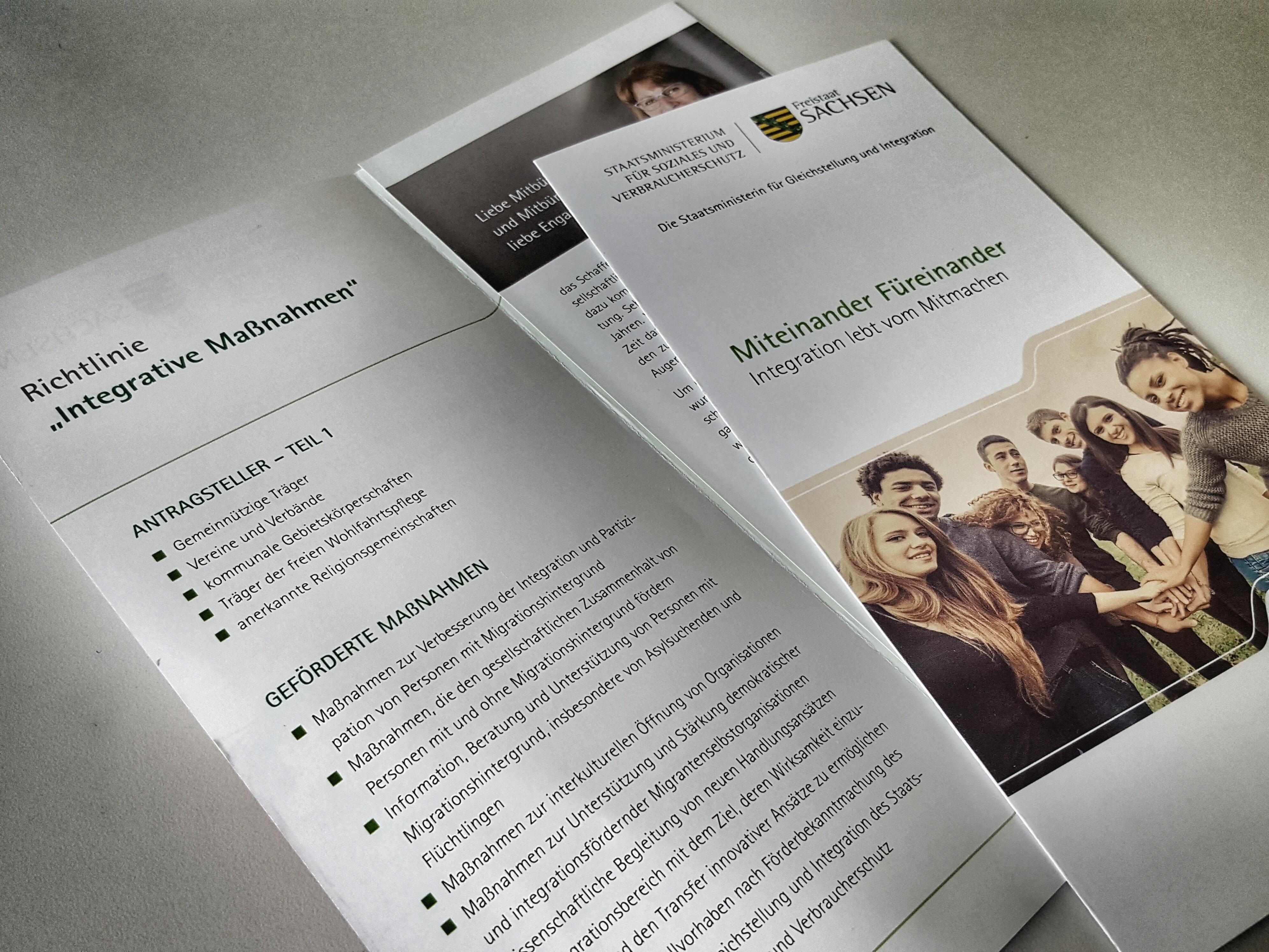 """""""Integrative Maßnahmen"""" werden gefördert"""