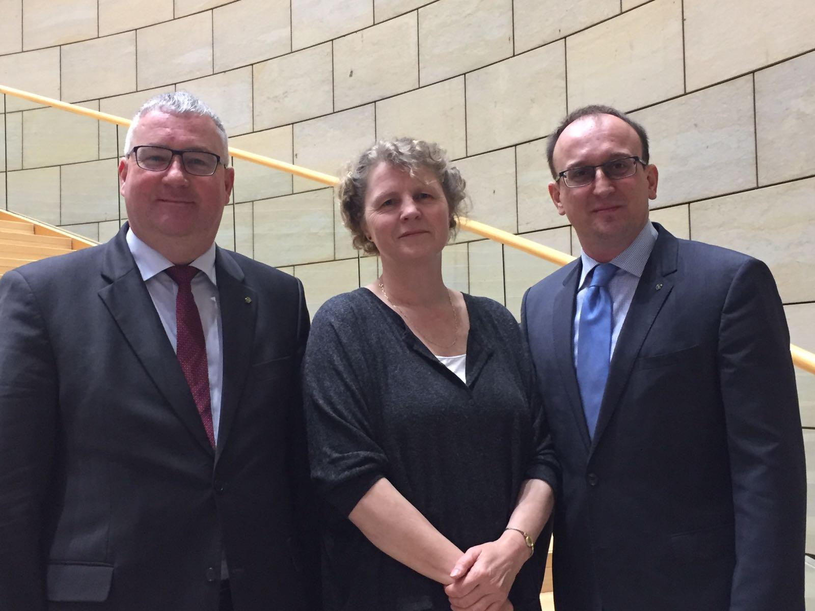 Fachsprecher: Solidarität mit Ostdeutschland erhalten