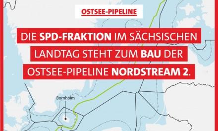 Mann: Nord Stream 2 wird gebraucht