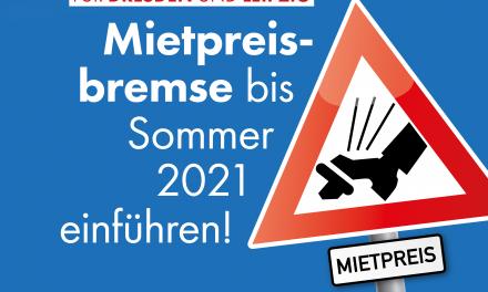SPD-Fraktion fordert zügige Einführung der Mietpreis-Bremse