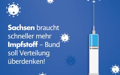 Lang: Bund soll Verteilung von Impfstoff überdenken