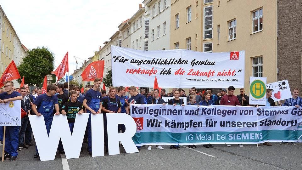 Baum: Siemens-Entscheidung für Görlitz macht Hoffnung
