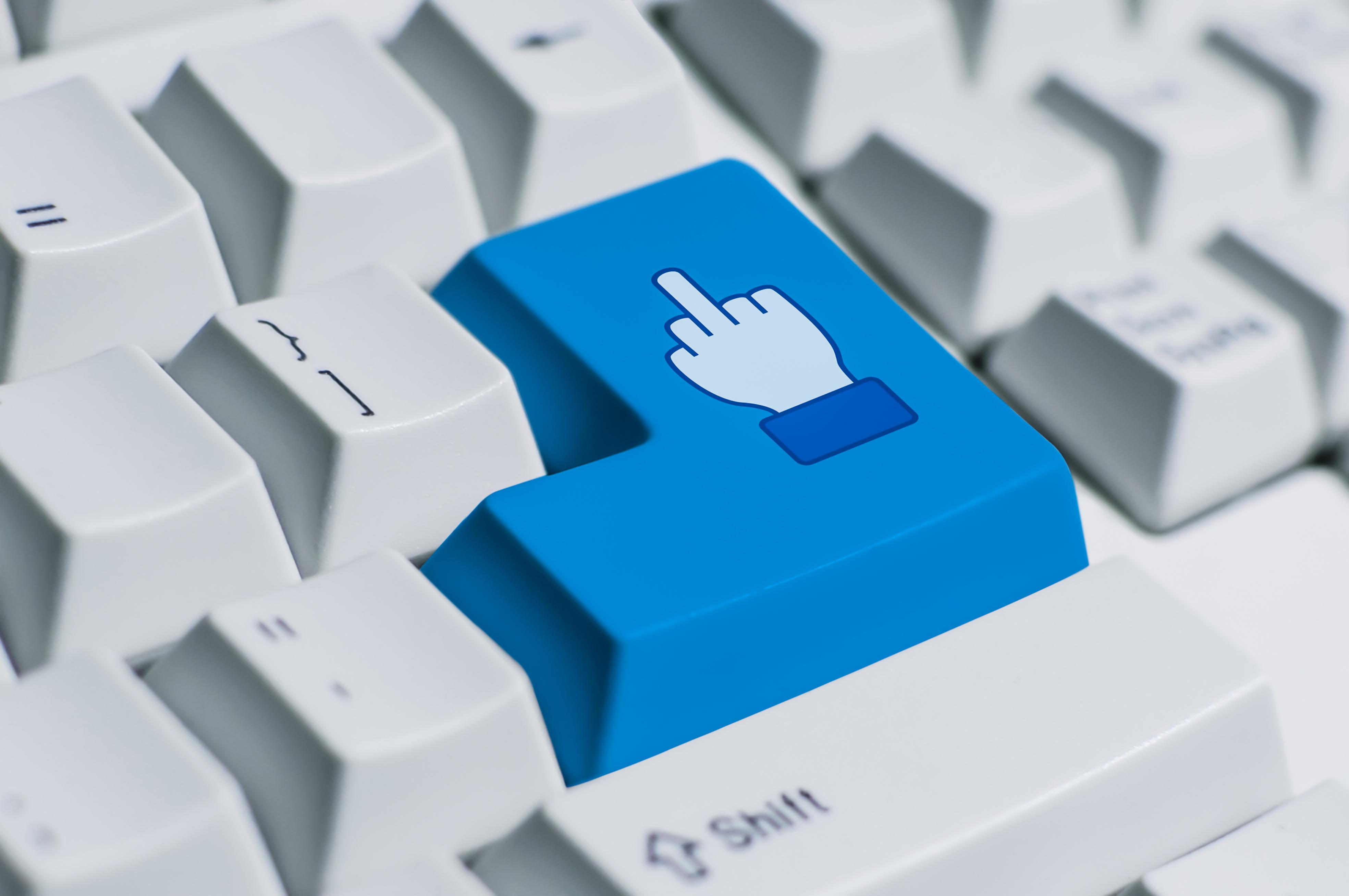 Hasskriminalität im Netz nicht hinnehmen