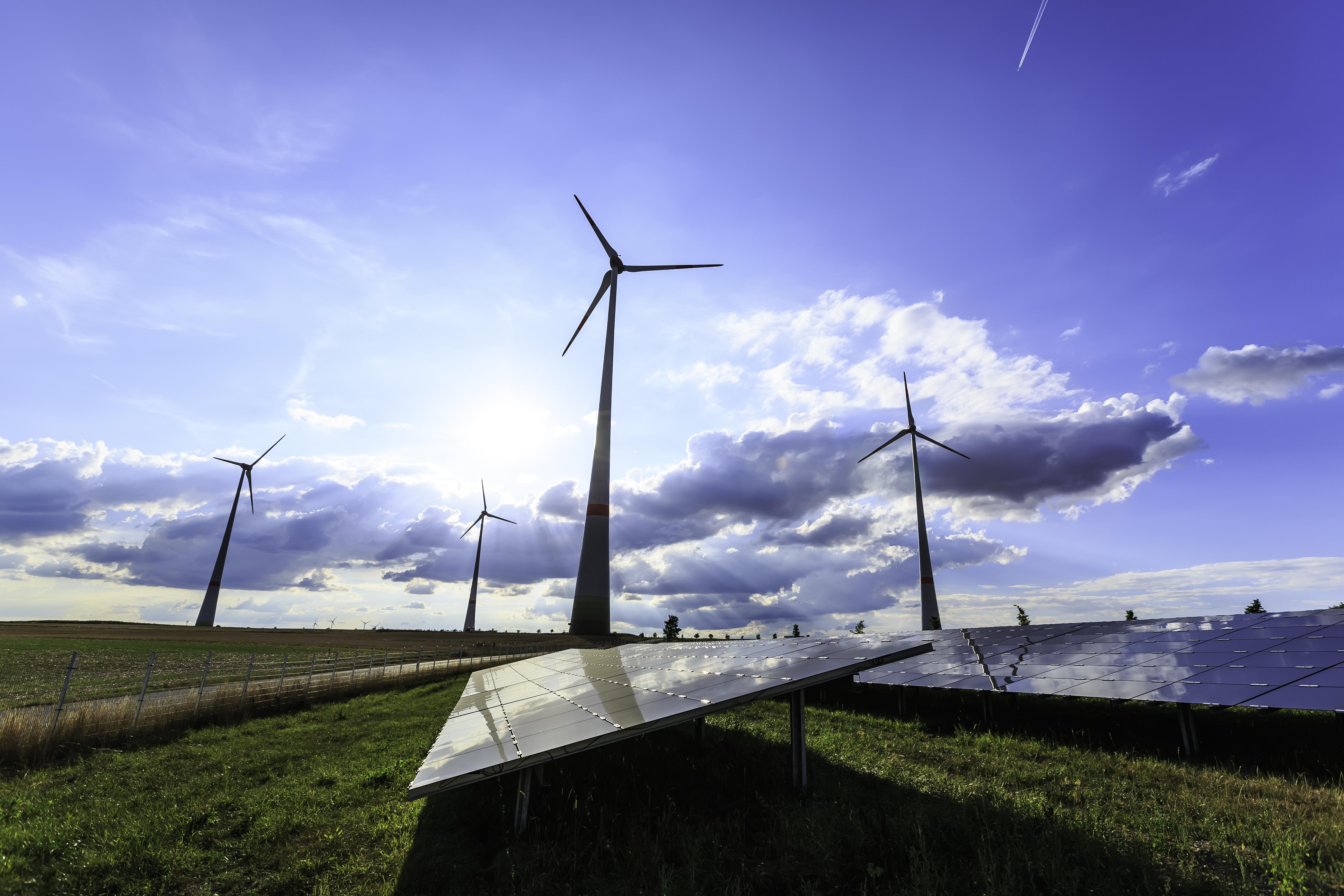 Vieweg: Neuer Schub für Energiewende