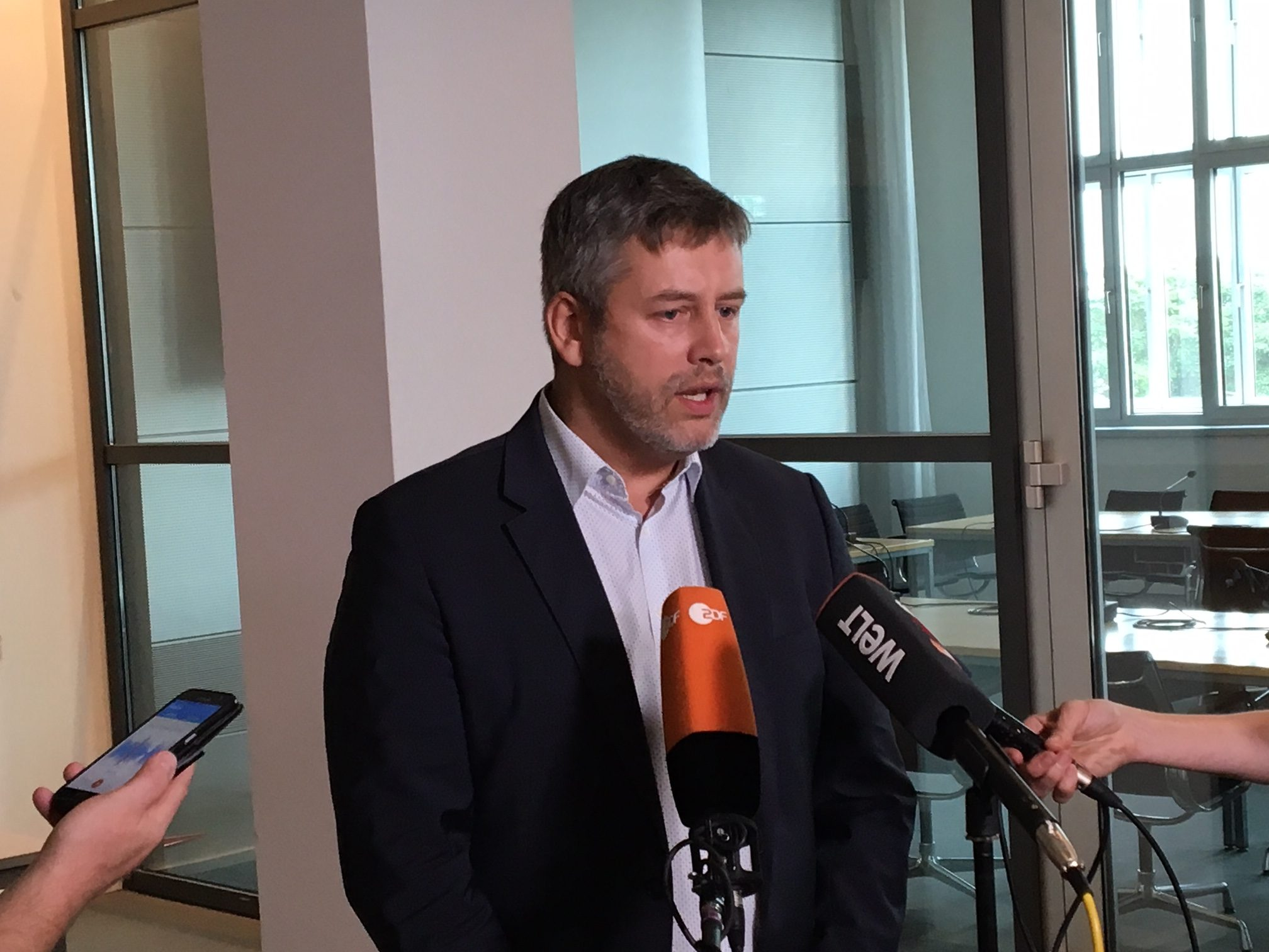 Pallas: Rechter Hetze deutlich widersprechen – Sicherheit in Chemnitz stärken