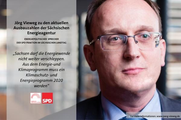 Sachsen darf die Energiewende nicht weiter verschleppen