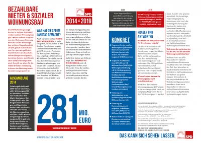 Bilanz 2014 bis 2019 - Themen10