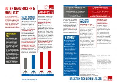 Bilanz 2014 bis 2019 - Themen8