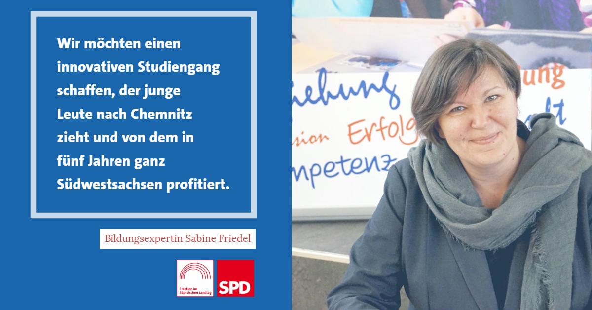 Chemnitzer Heimatvorteil nutzen: Grundschullehramt mit Oberschulfach ergänzen