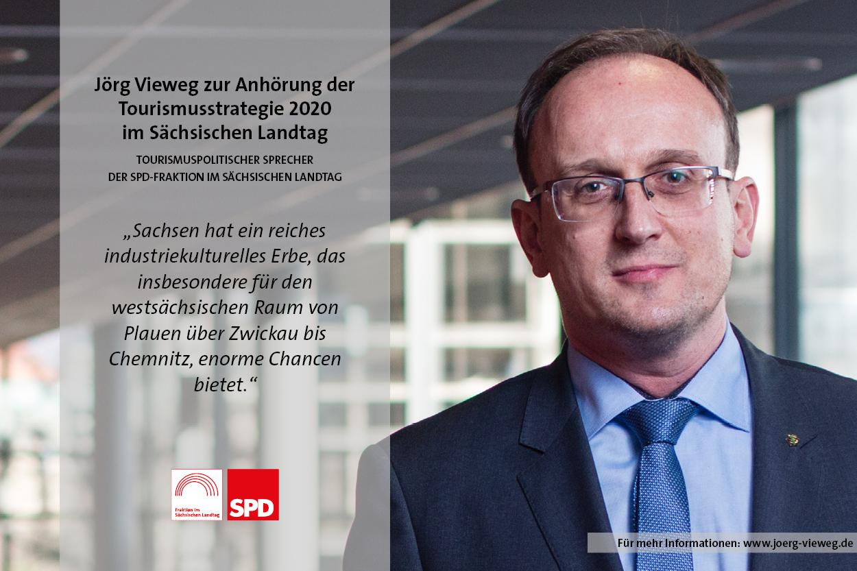 SPD stärkt Tourismus in Sachsen