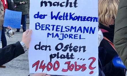 SPD-Abgeordnete solidarisch mit Majorel-Beschäftigten
