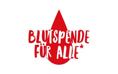 Jede Blutspende zählt – jede*r Spender*in auch