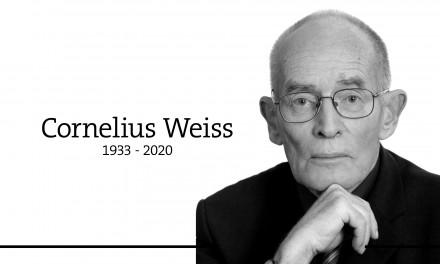 SPD trauert um Cornelius Weiss