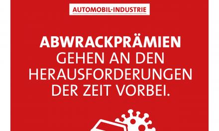 """Statt """"Autogipfel"""" besser """"Zukunftsgipfel Mobilität"""""""
