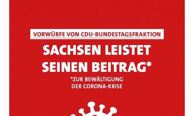 Panter: Sachsen leistet seinen Beitrag – Anstrengungen von Bund und Ländern nicht gegeneinander ausspielen