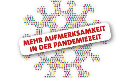 Mehr Aufmerksamkeit für Menschen mit Behinderung in der Pandemiezeit