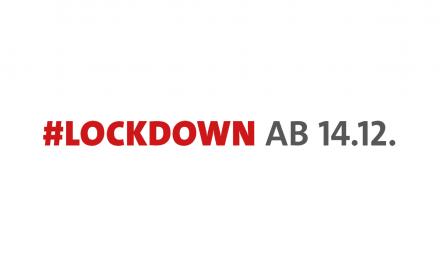 Lockdown ab 14.12.