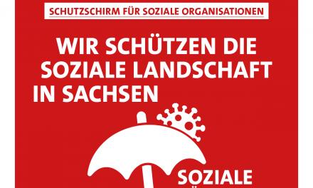 Wir schützen die soziale Landschaft in Sachsen