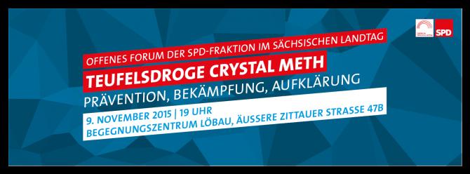 Offenes Forum: Teufelsdroge Crystal Meth @ Begegnungszentrum Löbau | Löbau | Sachsen | Deutschland