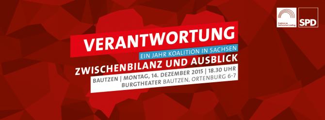 Ein Jahr Koalition in Sachsen @ Burgtheater Bautzen | Bautzen | Sachsen | Deutschland