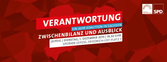 Ein Jahr Koalition in Sachsen @ sudio3 | Leipzig | Sachsen | Deutschland