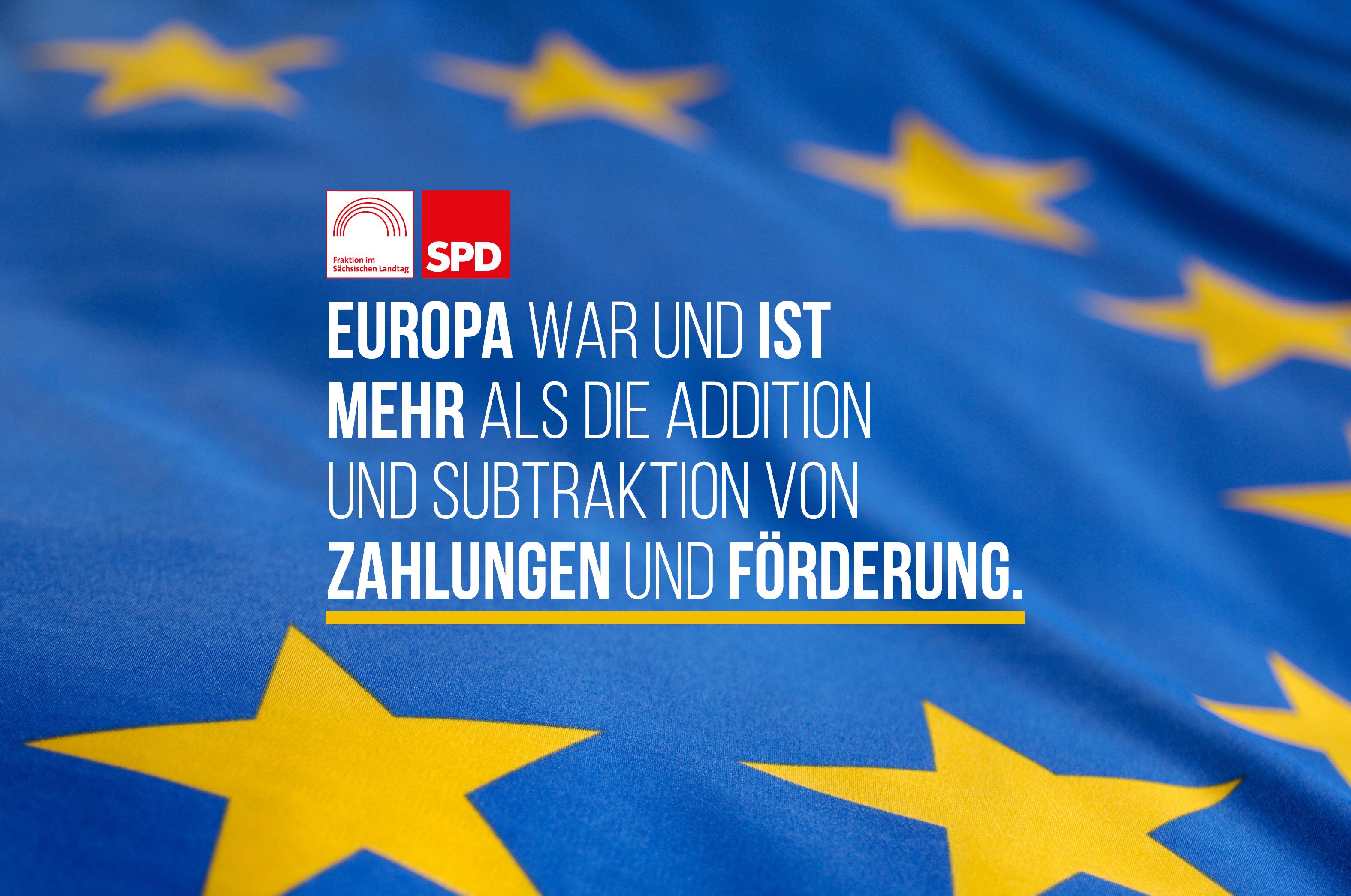Mann: Europa ist eine Wertegemeinschaft – das müssen wir wieder zeigen!