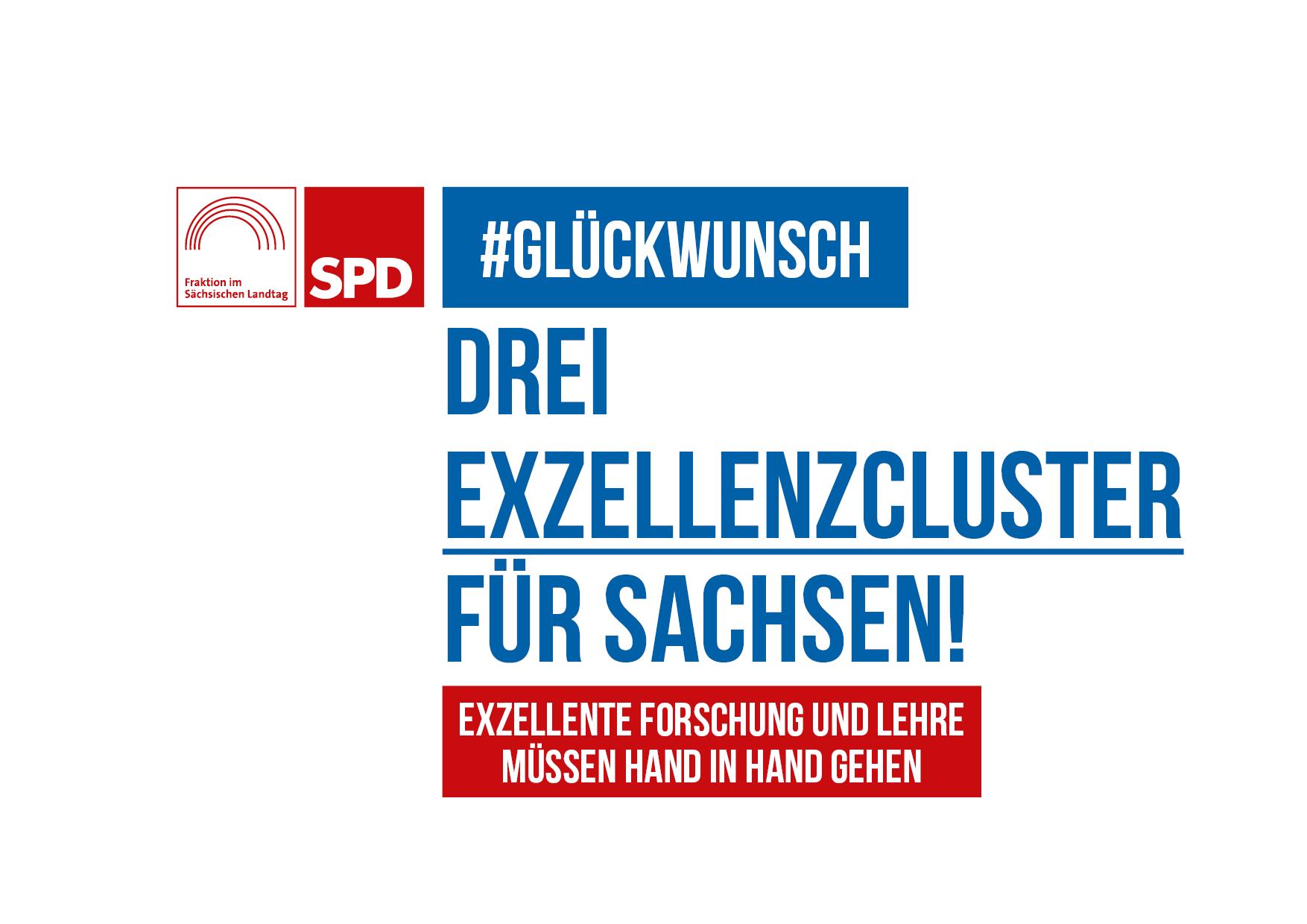 Dresdner Spitzenforschung bleibt exzellent