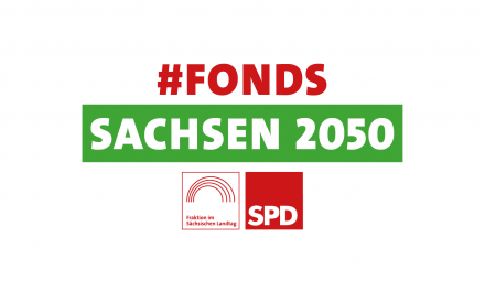 """SPD schlägt Fonds """"Sachsen 2050"""" zur Finanzierung von Zukunftsinvestitionen vor"""