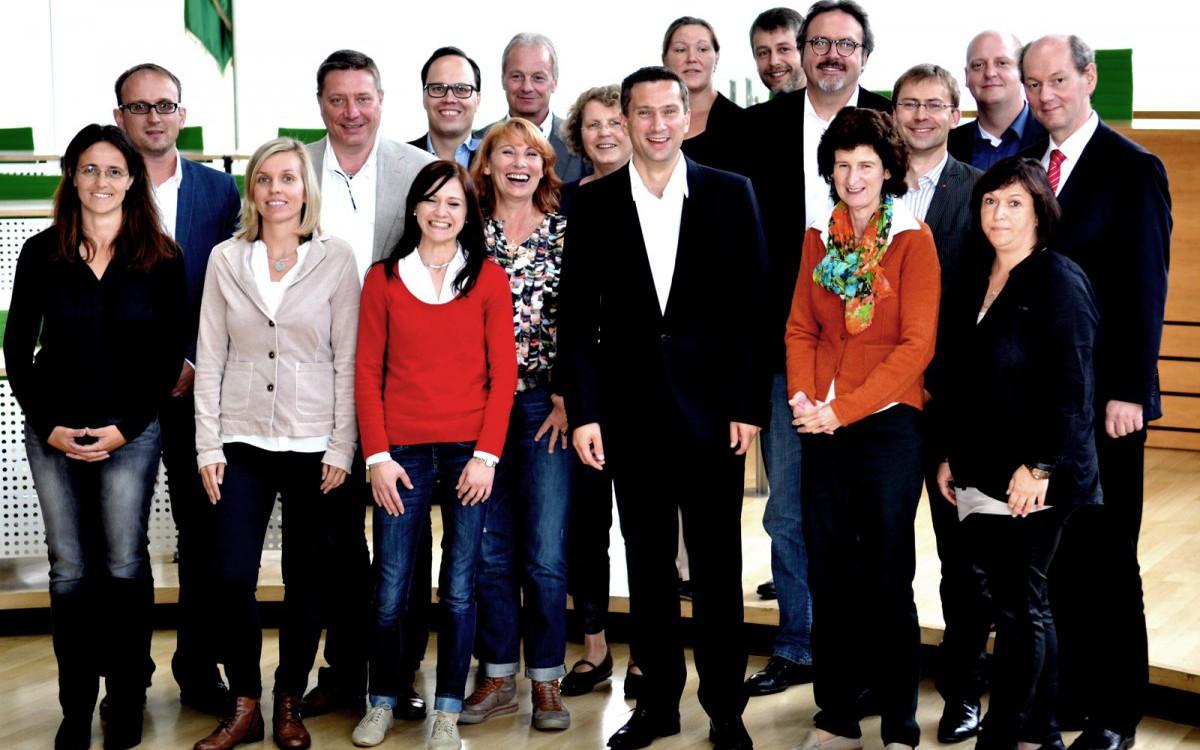 Martin Dulig als SPD-Fraktionsvorsitzender bestätigt