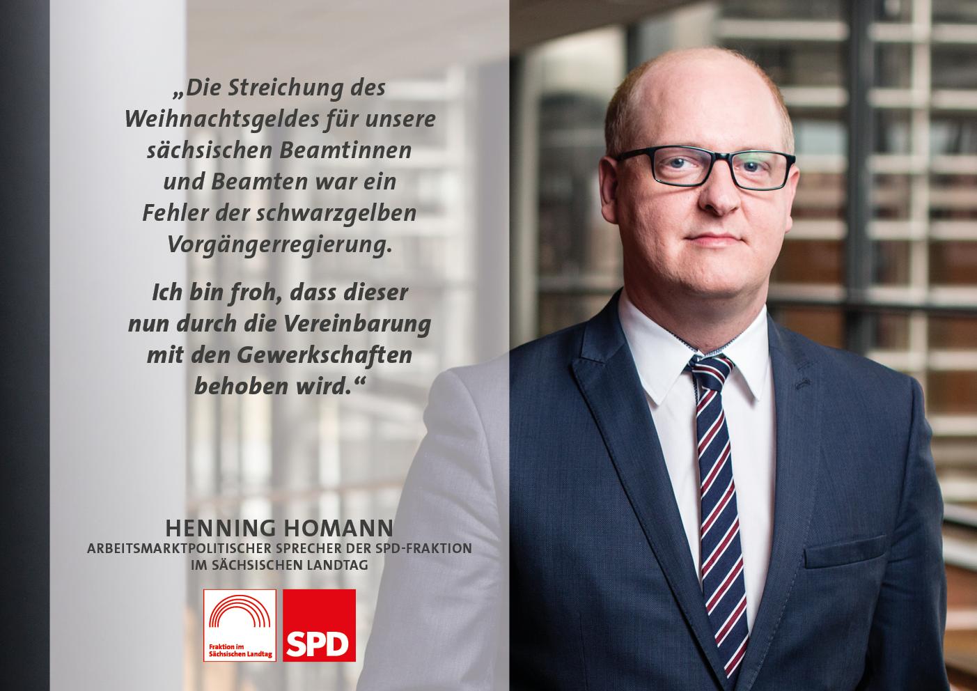 SPD-Fraktion begrüßt Einigung zur Sonderzahlung
