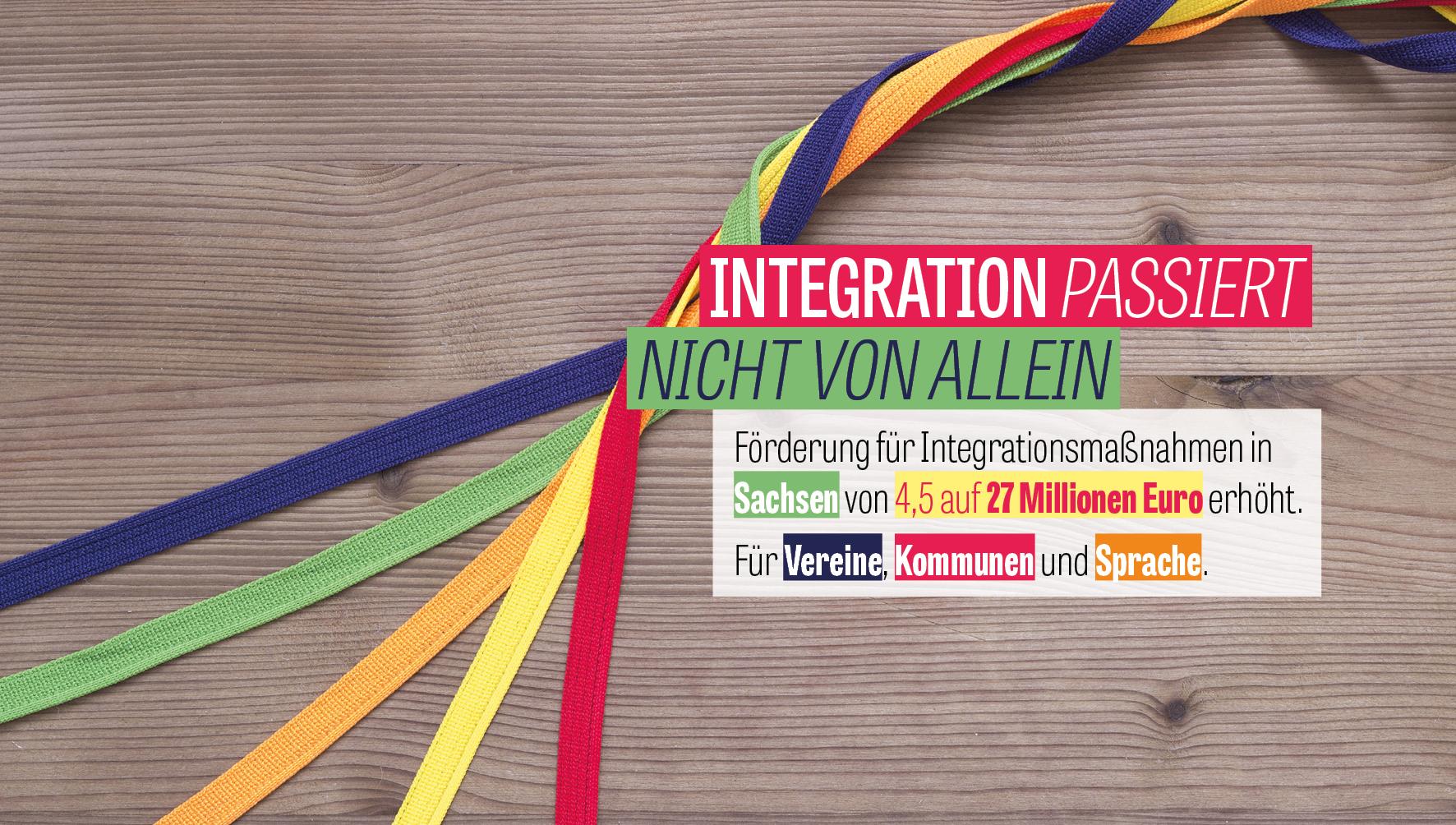 Integration passiert nicht von allein