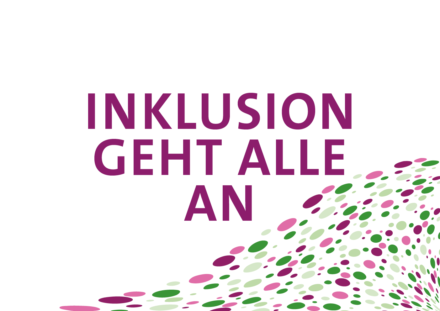Inklusion geht alle an