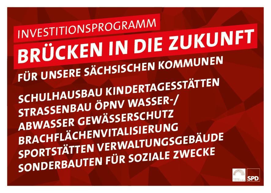 Panter/Winkler zum Investitionspakt für die Kommunen: Sachsen ist handlungsfähig