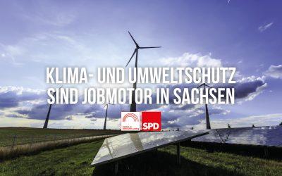 Vieweg: Jobmotor Klima- und Umweltschutz – junge Menschen in Sachsen halten