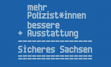Pallas: Sachsen wird sicherer