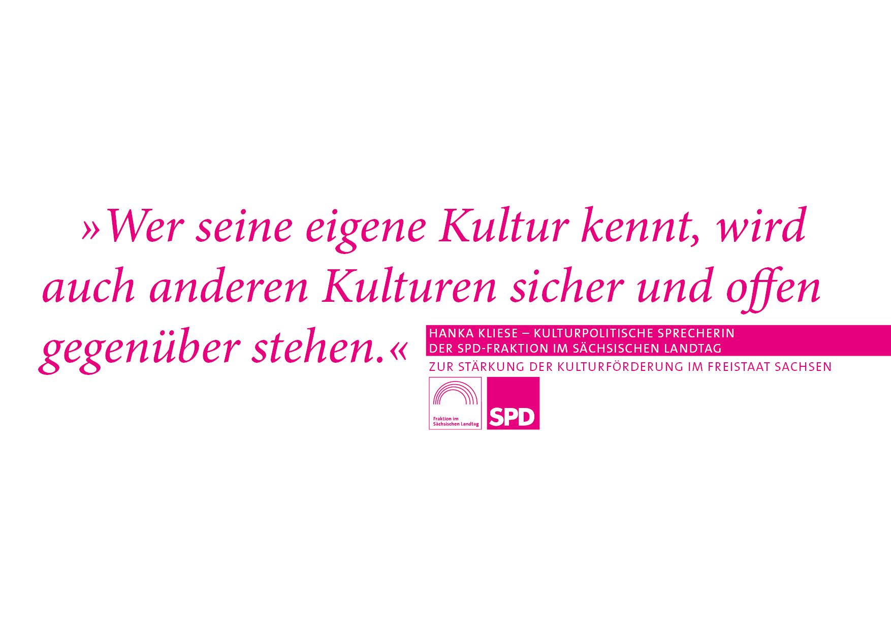 SPD-Fraktion begrüßt Stärkung der Landeskulturverbände und der Filmlandschaft