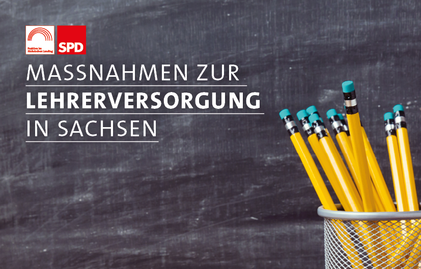 213 Millionen Euro für Lehrergewinnung und Qualifizierung von Seiteneinsteigern