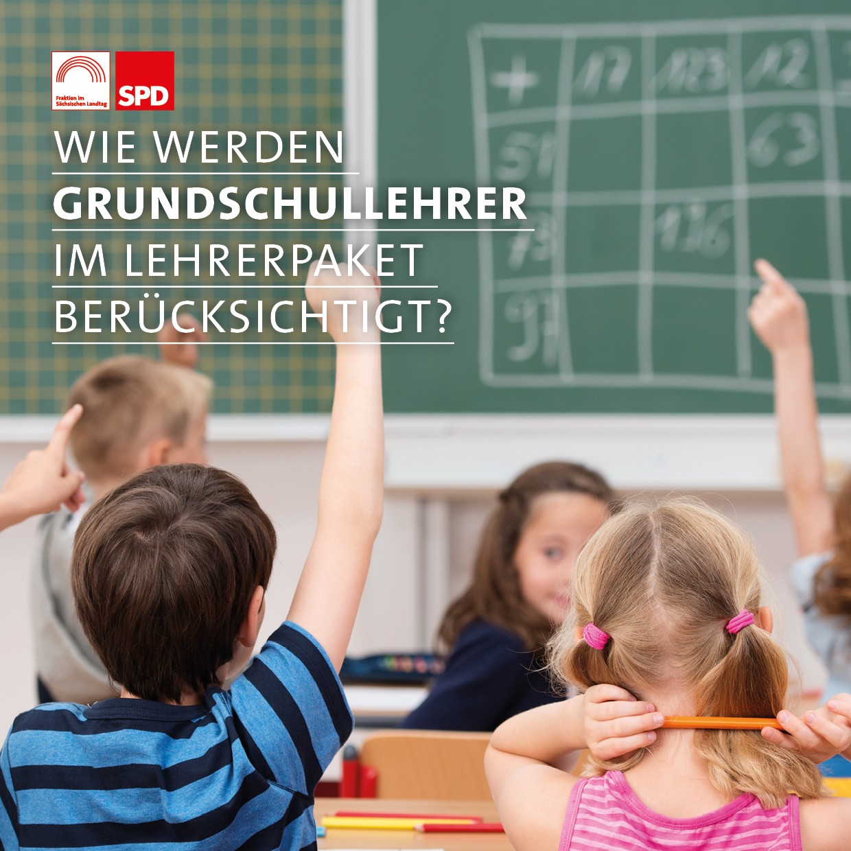 Die Grundschulen im Lehrerpaket