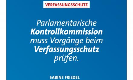 SPD fordert Prüfung zu Vorgängen beim Verfassungsschutz