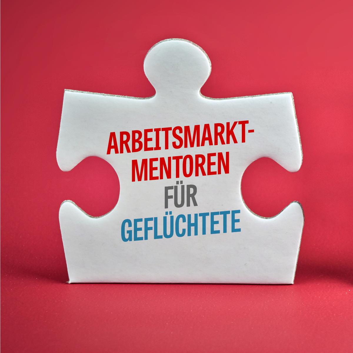 Arbeitsmarktmentoren: Erfolgreiche Integration durch Ausbildung und Beschäftigung