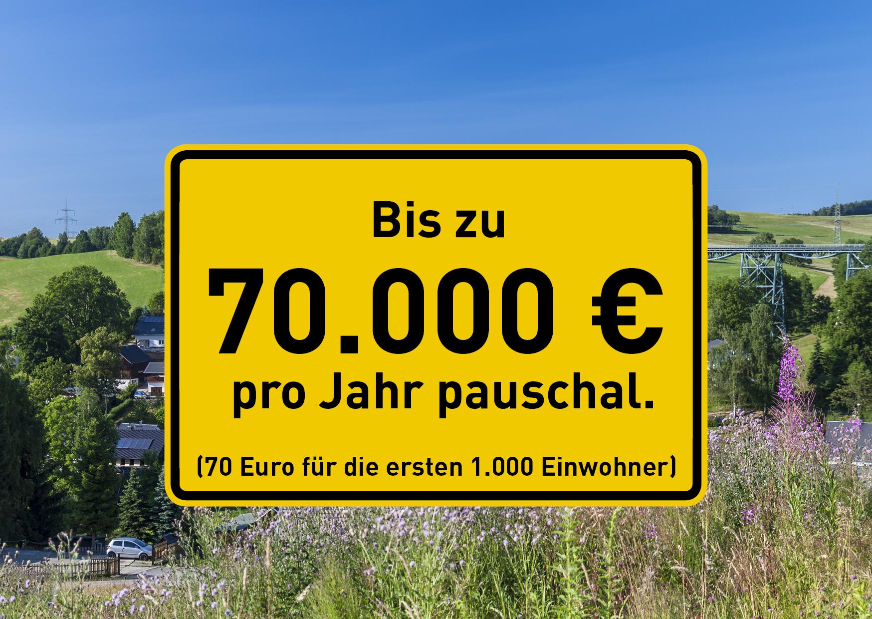 Unbürokratische Unterstützung für sächsische Kommunen
