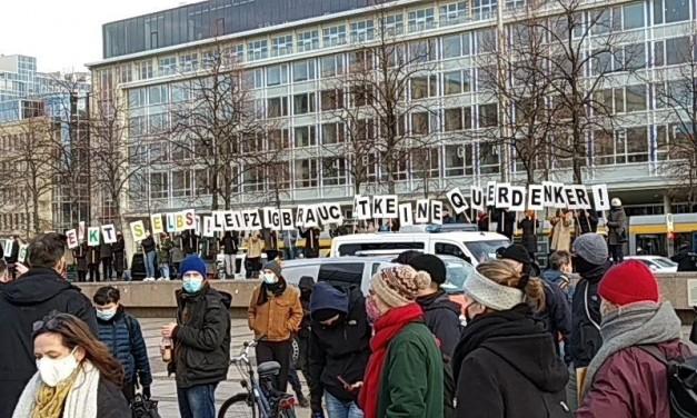 SPD zieht verhalten positive Bilanz nach Demo-Samstag in Leipzig